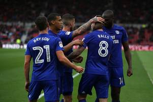 lucky joe ralls reveals how he became high-flying cardiff city's penalty hero - by complete accident