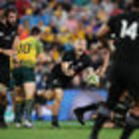 rugby: halfback a hot topic for all blacks