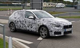 2019 bmw 1 series spied at nurburgring, gets closer to production