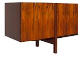 could your gran's old 1960s sideboard be worth thousands?