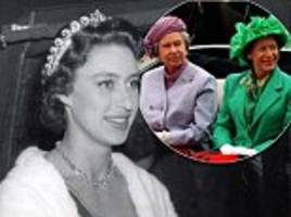 princess margaret's very decadent morning routine