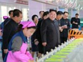 kim jong-un is 'mass producing deadly batches of smallpox'