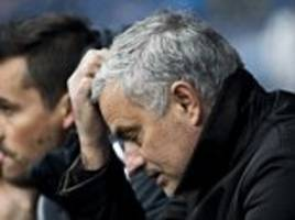 manchester united: why have jose mourinho's  stumbled?