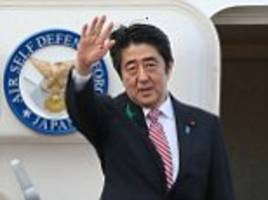 Shinzo Abe's comfortable win in election lifts shares