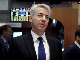 bill ackman told a ceo he gets more 'clicks on the internet' than anyone except donald trump