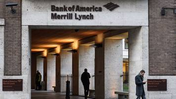 Bank of America's Merrill Lynch fined £35m by UK watchdog