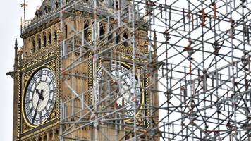 the houses of parliament - a building catastrophe?