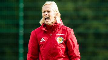 scotland women head coach shelley kerr wants her side to be clinical