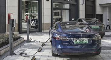 tesla reportedly preparing to open factory in shanghai