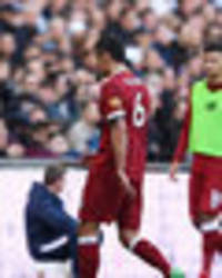 dejan lovren deletes liverpool from his social media following tottenham nightmare