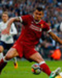 liverpool ace dejan lovren slammed by graeme souness: he was in awe of harry kane