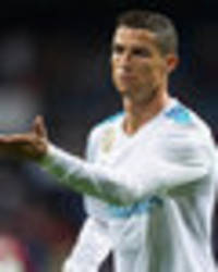 real madrid superstar cristiano ronaldo angry with team-mates after la liga victory