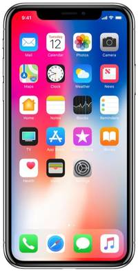sprint's first deal on the iphone x offers a $350 discount if you trade in your old phone