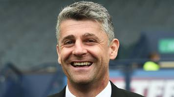 motherwell: manager stephen robinson denies team are 'dirty'