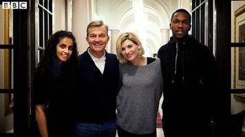 13th doctor's new companions help diversity the tardis