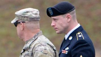 army sgt. bowe bergdahl's sentencing hearing is delayed