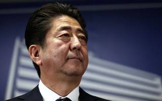 japan's stock market greets abe election win with two-decade high