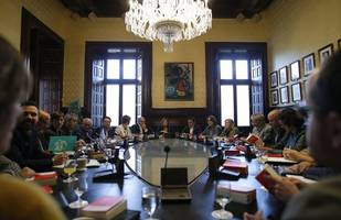 Catalonia could declare independence at meeting on Thursday