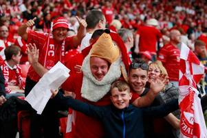 Aberdeen's showdown with Celtic to be a sellout as less than 1000 tickets remain