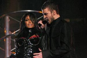 justin timberlake to headline super bowl halftime show 14 years after janet jackson 'nipplegate' performance