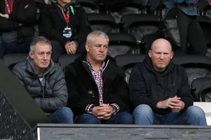 the wales hopefuls likely to be left out when warren gatland names his autumn squad on tuesday