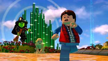 WB ends development on Lego Dimensions