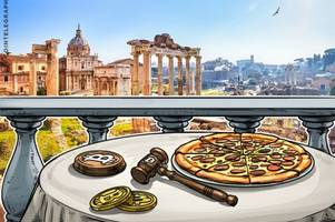 Bitcoin Goes Under the Hammer in Italy: Auctions and Crypto