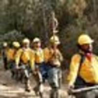 samoan firefighters sing hymn while battling california wildfires
