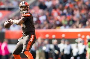 michael vick: 'i did the things deshone kizer did, but we were winning'