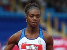 dina asher-smith eyes commonwealth games glory