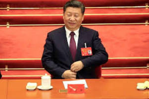 China's Communist Party inserts Prez Xi Jinping's name, ideology into party constitution