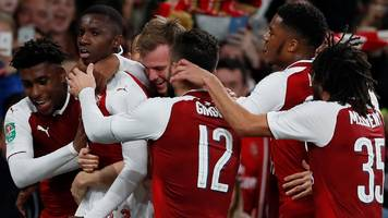 teenager nketiah saves arsenal from norwich upset