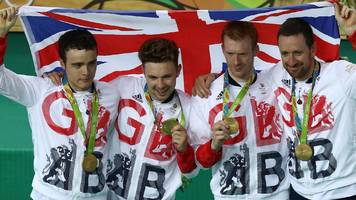 uci track cycling world cup: six olympic champions in gb squads