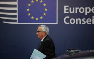 juncker: those wanting a brexit no deal have no friends in european commission