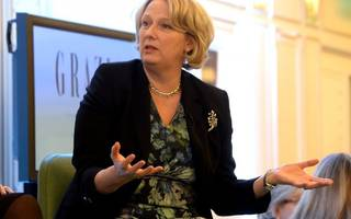 "sexism in the city: jayne-anne gadhia tells mps of ""pervading sexism"""