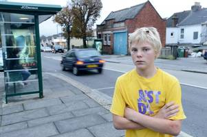 people walked by boy, 12, who was injured by hit and run driver 'smelling of booze'