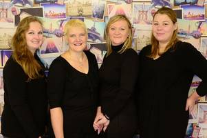 business awards: kayleigh's contribution helped pr company grow and expand