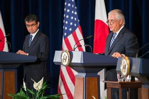 Japan calls for action on North Korea