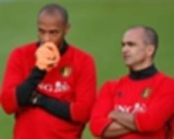 henry will help belgium break down barriers - martinez