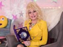 dolly parton on cbeebies bedtime stories