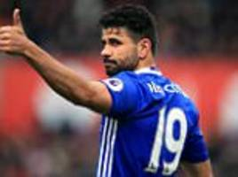 everton kept no 19 shirt 'reserved for diego costa'