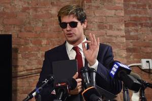 milo yiannopoulos speaks out about 'bonkers' former intern arrested for murdering dad