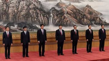 china congress: the precision of the party