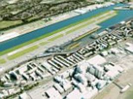 campaigners outraged by city airport plans