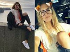 eugenie bouchard makes the most of holiday in ireland