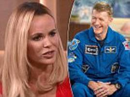 this morning: amanda holden mocked for research fail