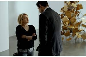'the square' review: comedic moral fable shocks, then repeats itself