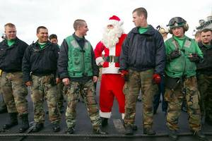 us air force tweets santa claus isn't real, immediately regrets it
