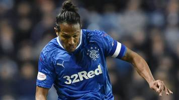 rangers: bruno alves served with two-match suspension