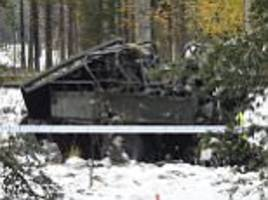 finland train crash: four killed and eleven injured